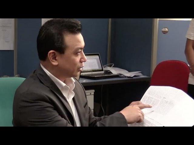 Trillanes says Duterte swindled over 'fake' bank accounts