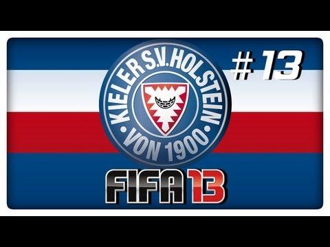 Let's Play FIFA 13 Karrieremodus | Holstein Kiel | S3E13 | Dynamo Dresden