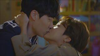 [Lucky Romance] 운빨로맨스 ep.02 Hwang Jung-eum kissed Ryu Jun-yeol! 20160526