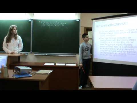 6 класс проект английский язык.MPG