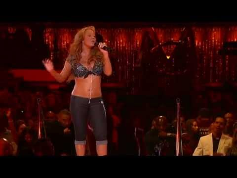 [HD] Mariah Carey - Always Be My Baby (Live The Adventures Of Mimi) @PatricioGolden