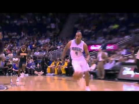 Steal of the Night - Arron Afflalo | Pacers vs Magic  | NBA 2012-13 Season Jan 16, 2013