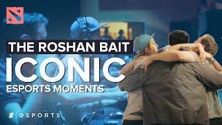 ICONIC Esports Moments: The Roshan Bait - NTH vs. EG, DreamHack Winter 2012 (Dota 2)