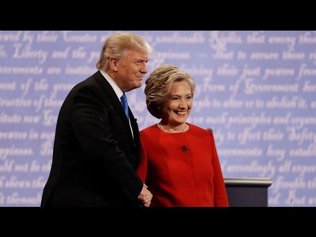 Clinton vs. Trump The first U.S. presidential debate on CBC News
