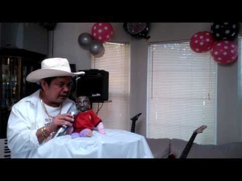 Jokes time;Waray-Waray Puppet(kiko)Interview,by Roy Laguna