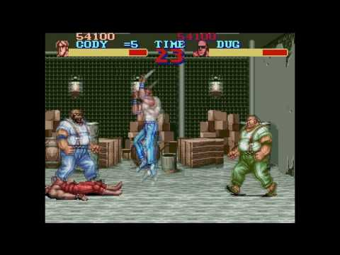Non-Nostalgic Review - Final Fight