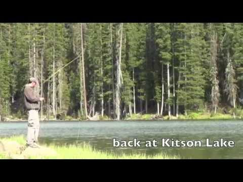 Grand Mesa Colorado  - Fishing Trip Spring 2013