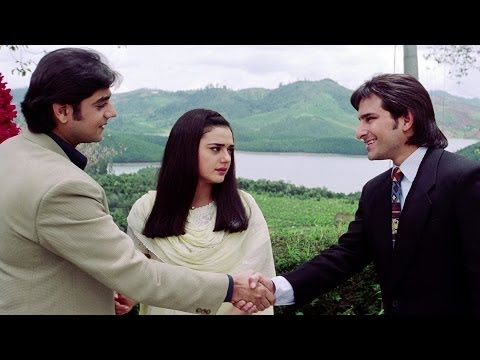Preity Chooses Her Life Partner - Kya Kehna Scenes | Saif Ali Khan, Chandrachur video