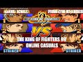 Fightcade [HD] - King of Fighters 99 online casuals -Sn4KE- (CHL) vs. [PDKNM]-KYORI-[MTy] (MEX) thumbnail