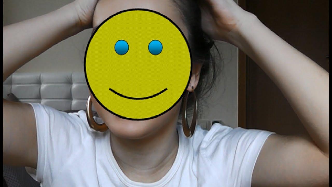 Мне делает макияж моя сестра