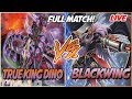 YuGiOh! Live Duel: True King Dino vs Blackwing |Two Meta Relevant Decks!?|
