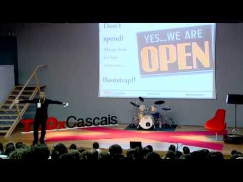 15 steps to become a millionaire: Manuel Forjaz at TEDxCascais