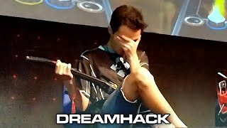 NOT POSSIBLE. - Guitar Hero DreamHack 2018 Tournament [FINALS] | GuitarHeroStyles