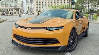 Transformers 4 | the new cars official featurette (2014)