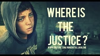 WHERE'S THE JUSTICE ┇ MUSLIM SPOKEN WORD ᴴᴰ