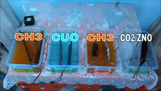 HOW TO MAKE Co2, Ch3 And Cuo2 GANS - WHAT IS AND HOW TO COLLECT THE AMINO ACIDS - Tutorial - KESHE