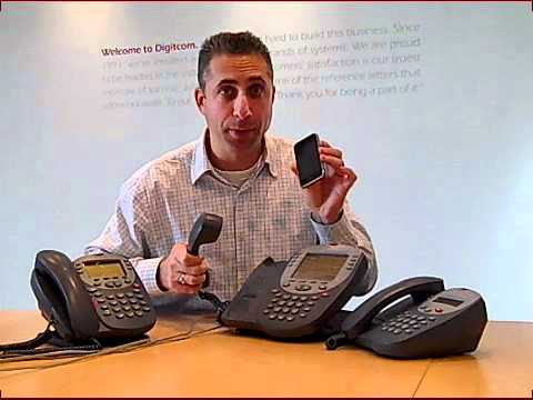 Avaya Phones Review: Avaya IP Office Cell or Mobile Twinning  | Digitcom.ca