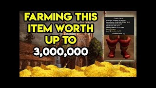 World Of Warcraft Gold Farm 3,000,000 Gold Item Drop