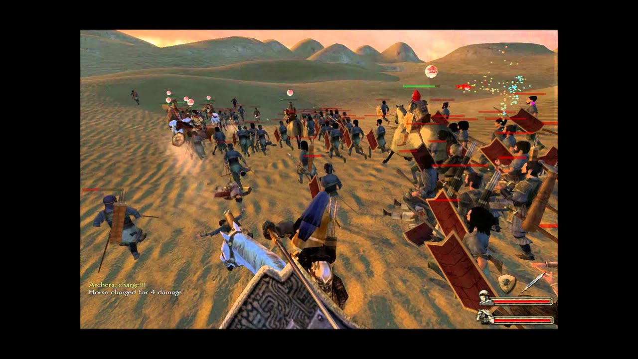 how to play mount and blade warband campaign coop