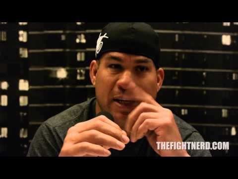 Tito Ortiz on Shlemenko fight  why he doesnt want to fight King Mo