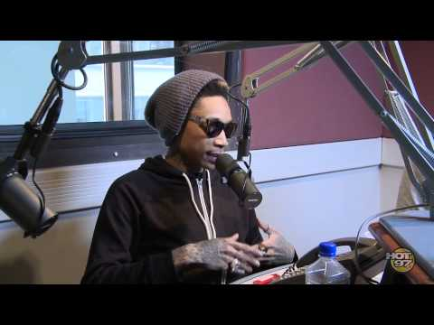 Peter Rosenberg Confronts Wiz Khalifa on Drinking and Driving Lyrics