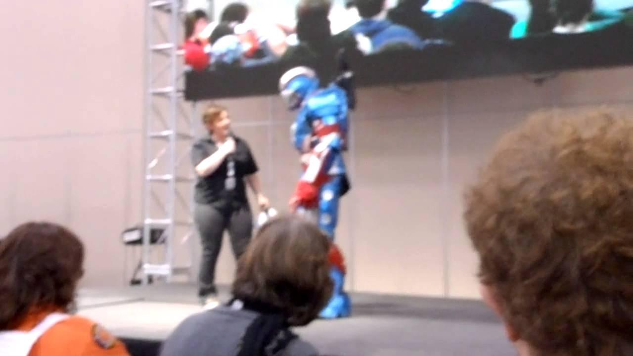 Iron Patriot Comic Parade 2013 Iron Patriot