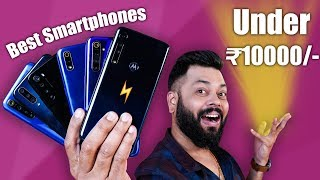 TOP 6 BEST MOBILE PHONES UNDER ?10000 BUDGET ⚡⚡⚡ October 2019
