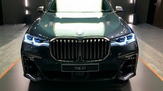 Review nhanh 2019 BMW X7 M Sport