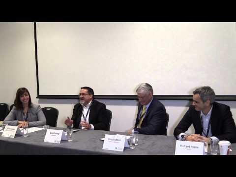 Telecom Exchange: CEO panel on  data center dynamics