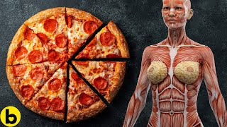 Eat Pizza Once A Week, See What Happens To Your Body