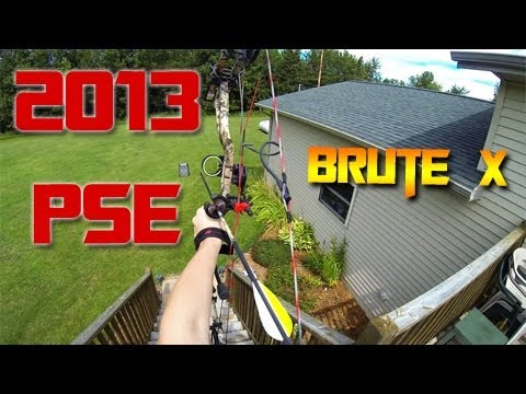 2013 PSE Brute X Review