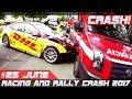 Racing and Rally Crash Compilation Week 25 June 2017