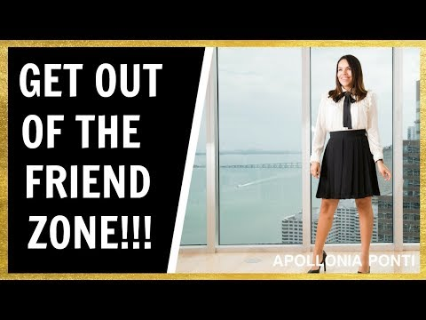 Signs You're In The FRIEND ZONE! 6 Signs & How To Get Out!