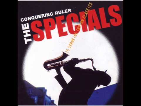 The Specials - I Dont Need Your Love Anymore