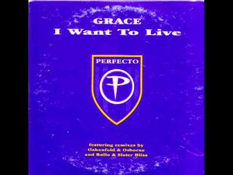 Classic house music grace i want to live rollo sister for Classic house music mix