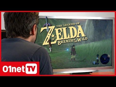 On a joué à Zelda sur la Switch, nos premières impressions !
