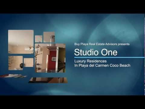 Playa del Carmen Real Estate - Studio One Luxury Residences