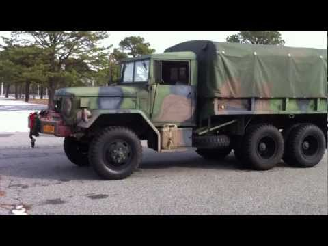 FOR SALE M35A2 2.5 Ton Kaiser Jeep Deuce And A Half Military Cargo Truck Bug Out Vehicle P1
