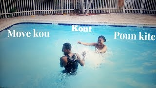 Move Kou kont poun kite_ Haitian Movie- Louis G