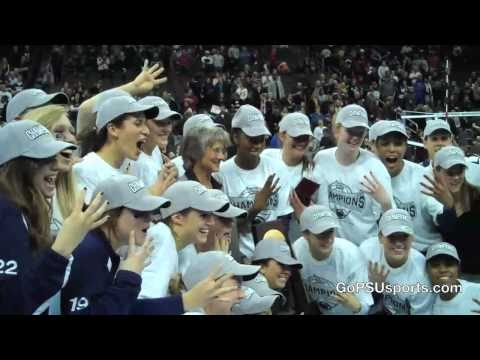 Penn State Women's Volleyball: 2010 National Champions!
