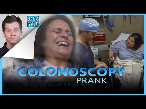 COLONOSCOPY PRANK!