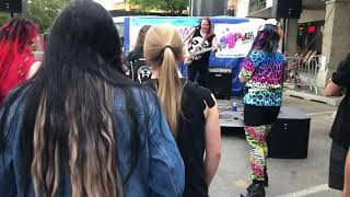 Plasma Canvas (Against Me! Cover) (live) @ Music City Hot Chicken