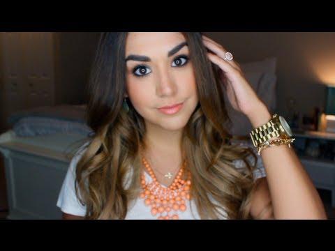 Bronze Spring Makeup | Feat. Benefit's Big Easy