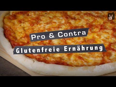 Gluten: Glutenfreie Ernährung