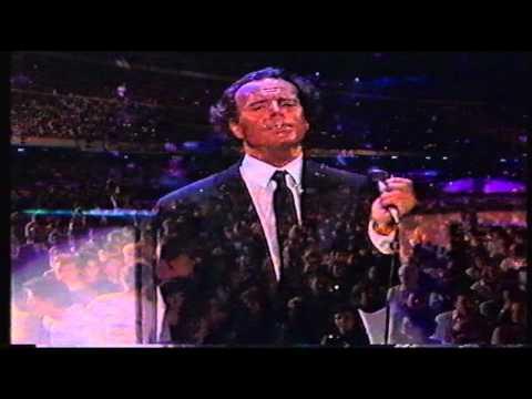 Julio Iglesias en concierto 3D - La vida sigue igual - Barcelona 1988 - HD