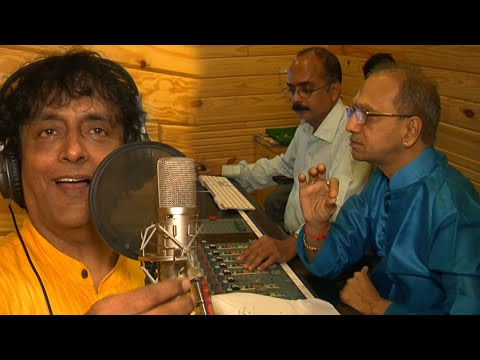 Shegavicha Yogi Gajanan - Song Recording - Ajit Kadkade - Upcoming Marathi Movie video