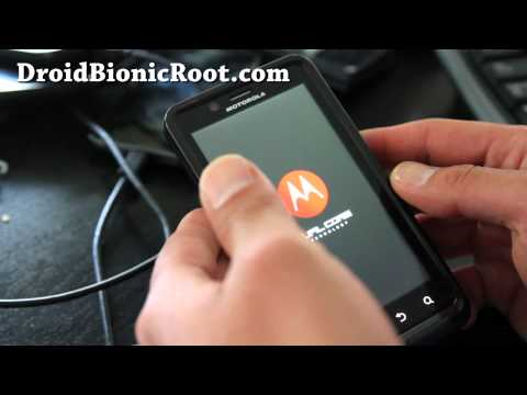 How to get FREE Wifi Tether Mobile Hotspot on Rooted Droid Bionic!
