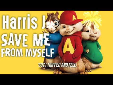 Harris J - Save Me From Myself (Chipmunk Version) | Lyrics Video