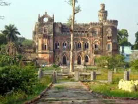 Dhanyakuria - West Bengal Tourism - The village with Mansions