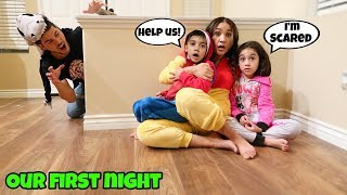 SDIEZZEL Pranked US That Our NEW HOUSE Is HAUNTED | Jancy Family